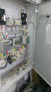 Ремонт оборудования, Модернизация НКУ. БЫЛО до модернизации